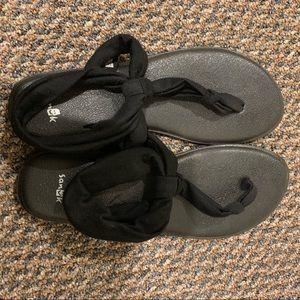 Yoga sling Sanul sandals